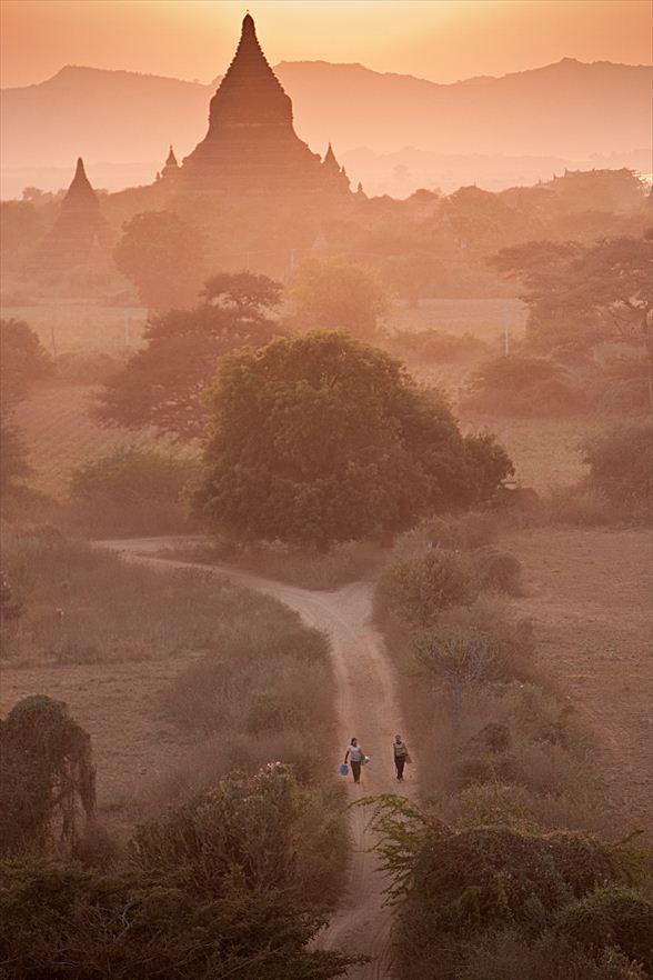 ritorno_ a_casa_al_tramonto-feliziani