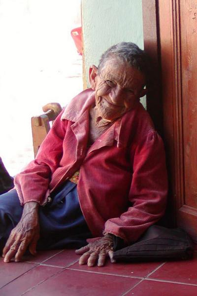 anziana cubana