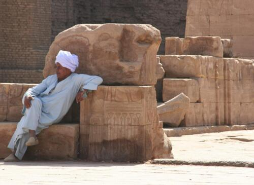 discendente dei faraoni o parastatale